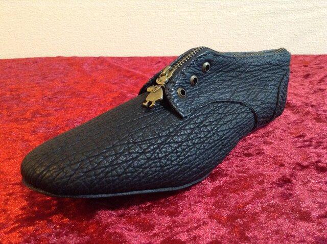 【SALE】靴型ケース M-1006の画像1枚目