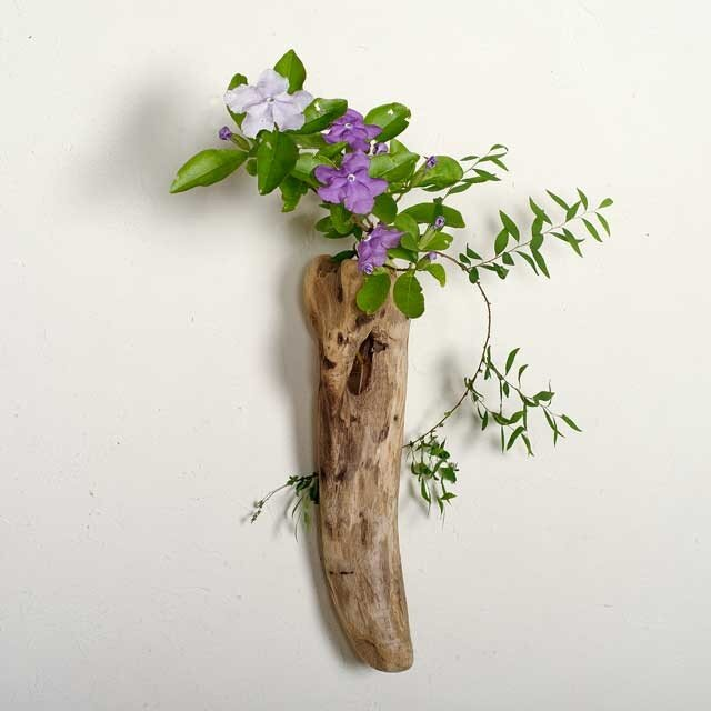 流木の花器、フラワーベース、9の画像1枚目
