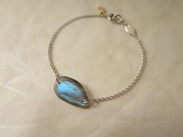 SV Labradorite Braceletの画像1枚目