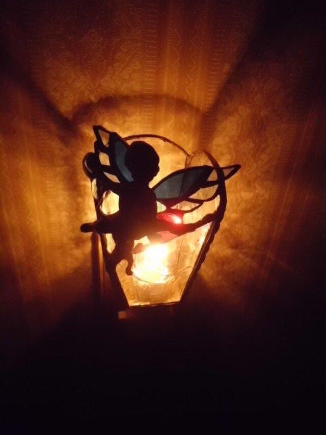 天使のお休みランプの画像1枚目
