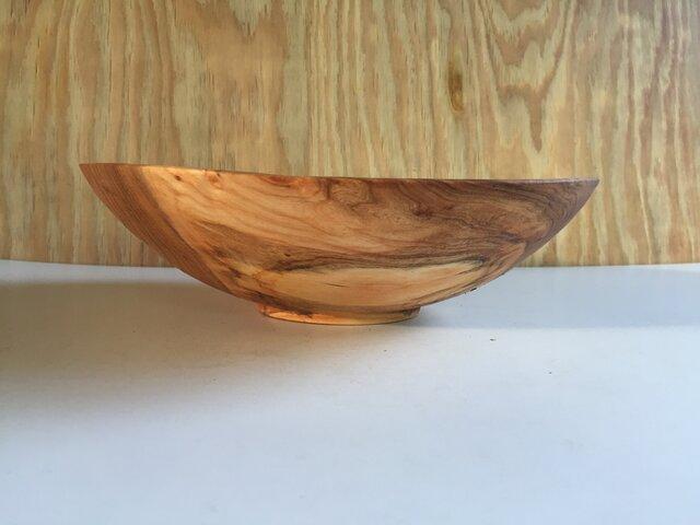 サクラの木の器  #3の画像1枚目