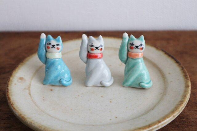 フランスの招き猫の画像1枚目