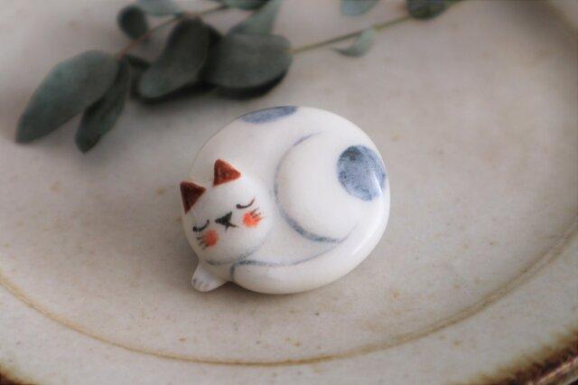 ネコのブローチ 2の画像1枚目