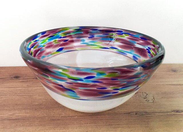 ガラスの器(mix02&微泡)の画像1枚目