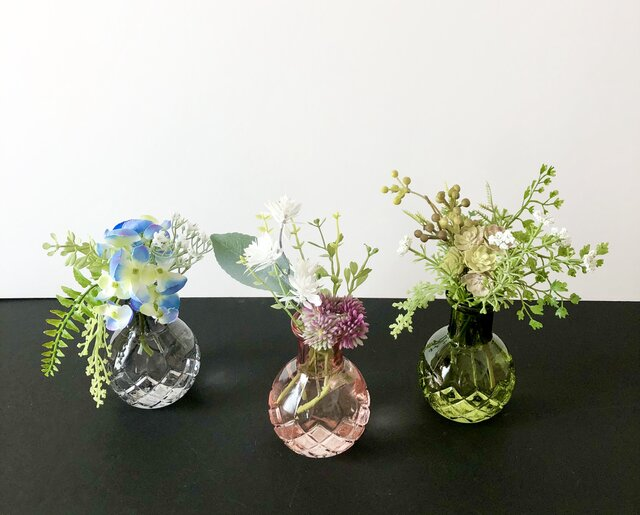 Botanical mini arrangeの画像1枚目