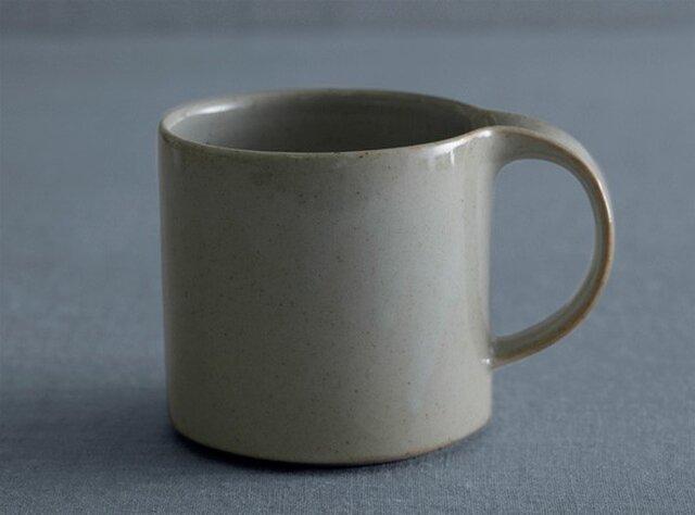 釉薬の柔らかな表情が温かいマグ モデラートマグカップの画像1枚目