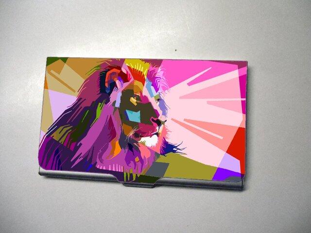 アートカードケース(名刺入れ) アート【送料無料】の画像1枚目