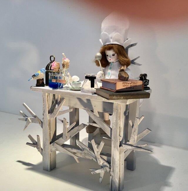 「利き蜜師」の書斎の画像1枚目
