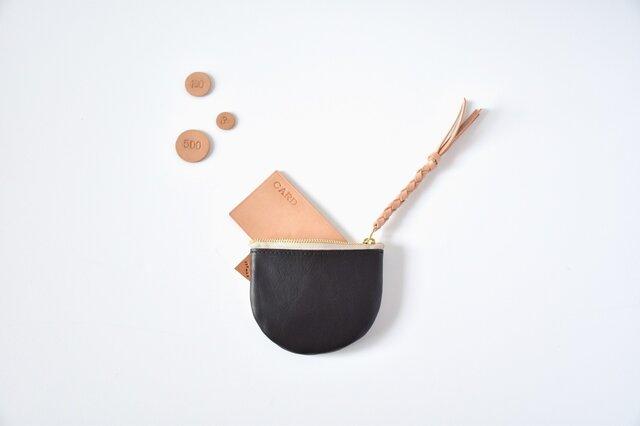 suzumeno pouch(N/B)の画像1枚目