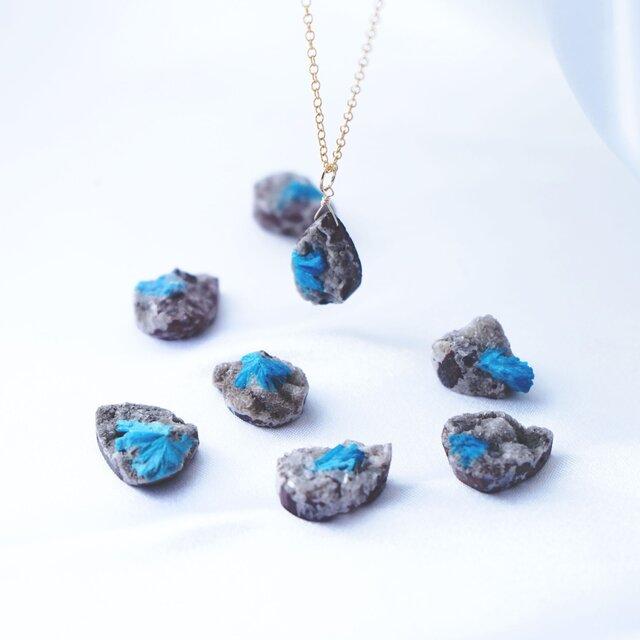 14kgf カバンサイト 原石 ネックレス ペンダント 個性派な天然石の画像1枚目