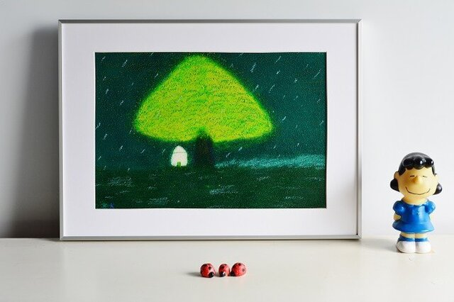 雨の日(非売品となりました)の画像1枚目