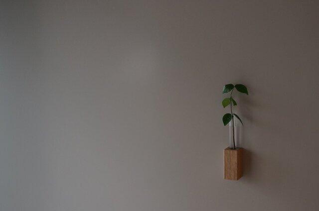 wood vase 45 mの画像1枚目