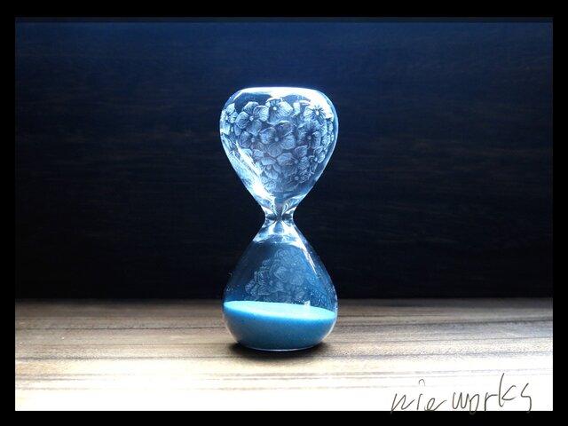 砂時計*s--紫陽花の画像1枚目