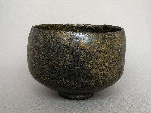 黒茶碗の画像1枚目