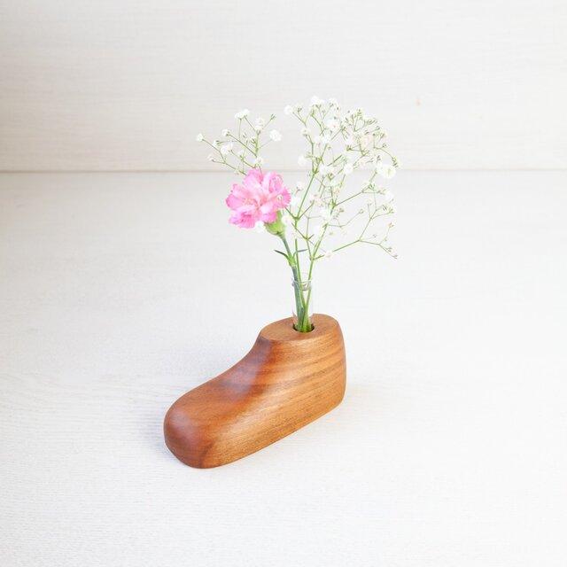 一輪挿し(靴) | 山桜の画像1枚目