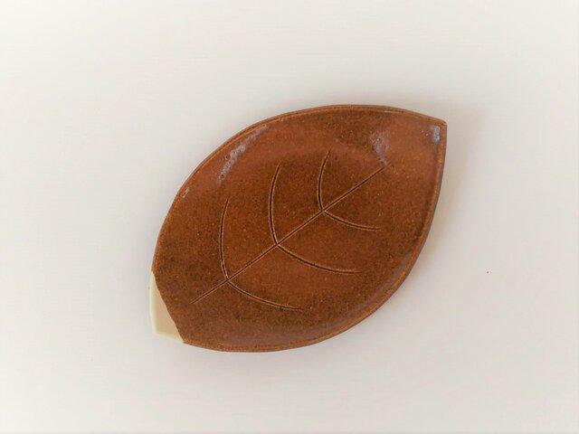木の葉皿の画像1枚目