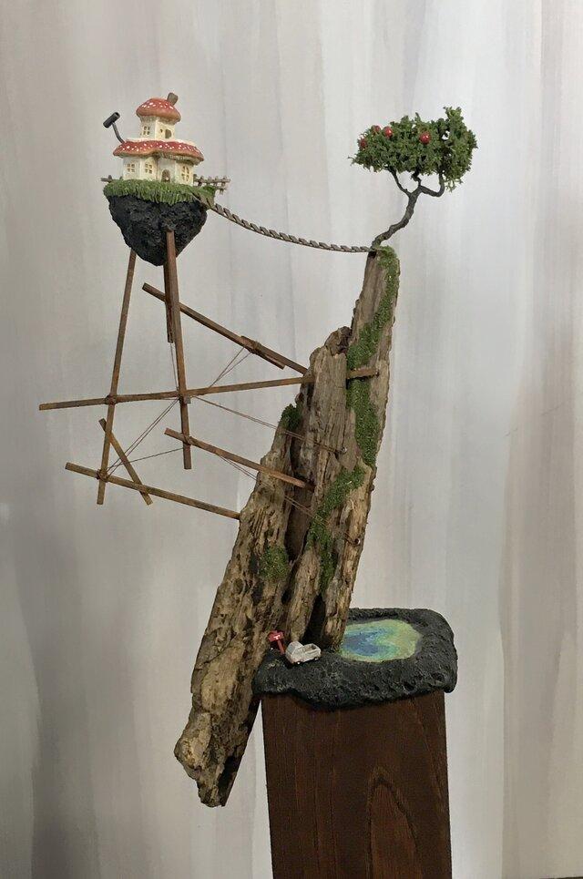 『トビキノコモドキのマタギの家』の画像1枚目