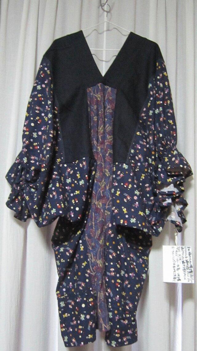 SADAHARU HIGA HAUTE COUTURE・ワンピース・ 2018秋の装いの画像1枚目