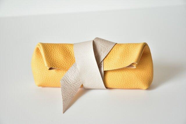pen case (mimoza giallo)の画像1枚目