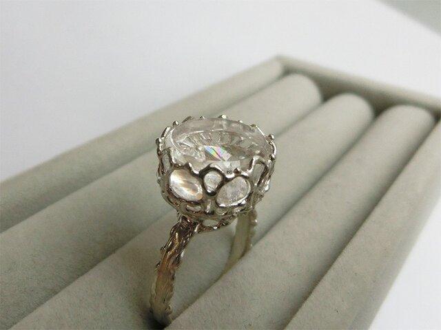 水晶宮のリング [クォーツインクォーツ]の画像1枚目