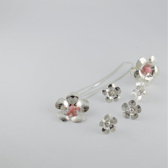 Flower Earringsの画像1枚目