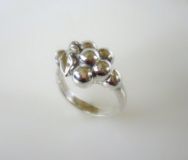 葡萄の指輪の画像1枚目