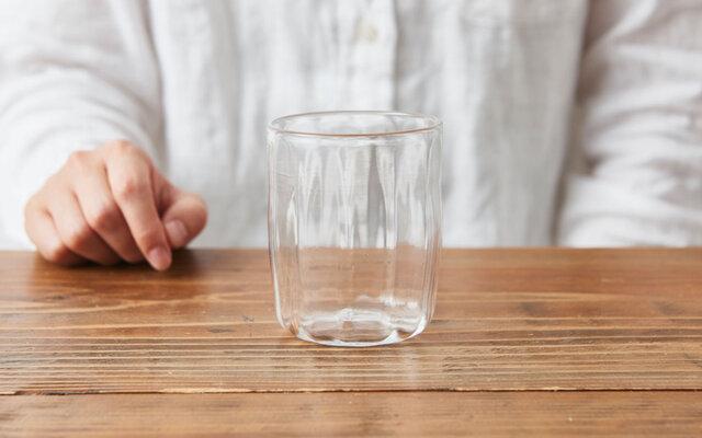 吹きガラスのグラス ストレート 75/90の画像1枚目