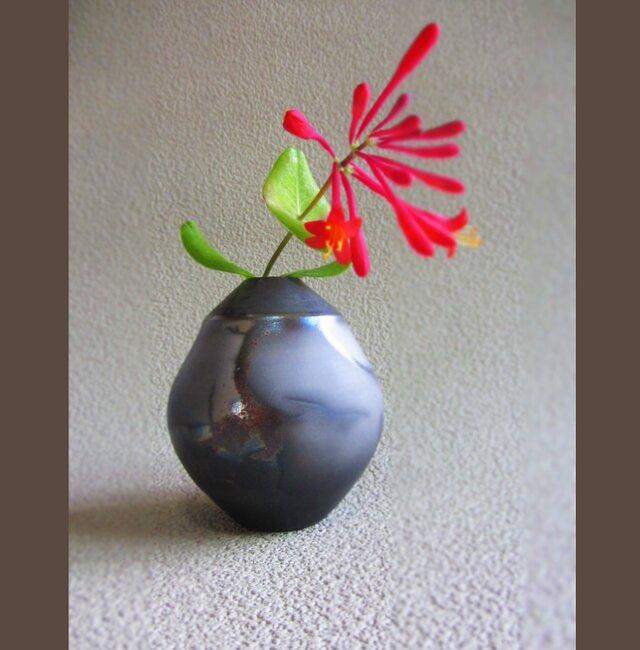 炭化花器(3)の画像1枚目