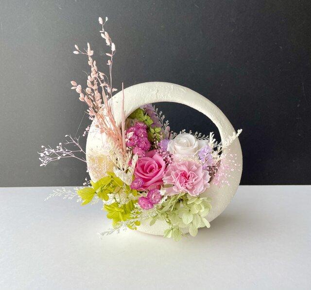 ご結婚お祝いやプレゼント♡ Rose Flower arrangeの画像1枚目
