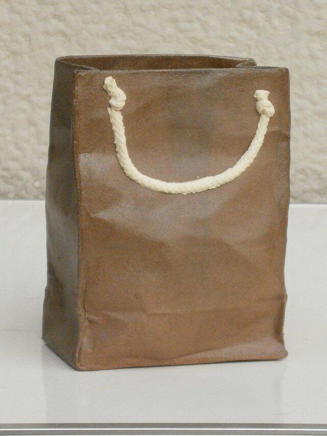 紙袋-クラフト紙の画像1枚目