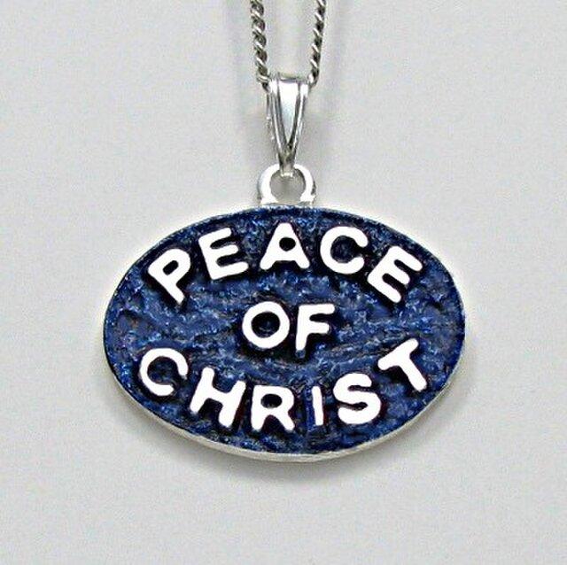 クロス以外の作品 「キリストの平和」のペンダント sc04の画像1枚目