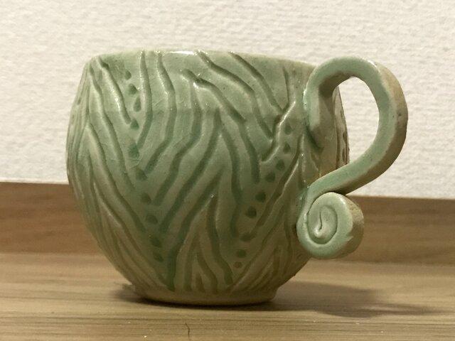 ティーカップの画像1枚目