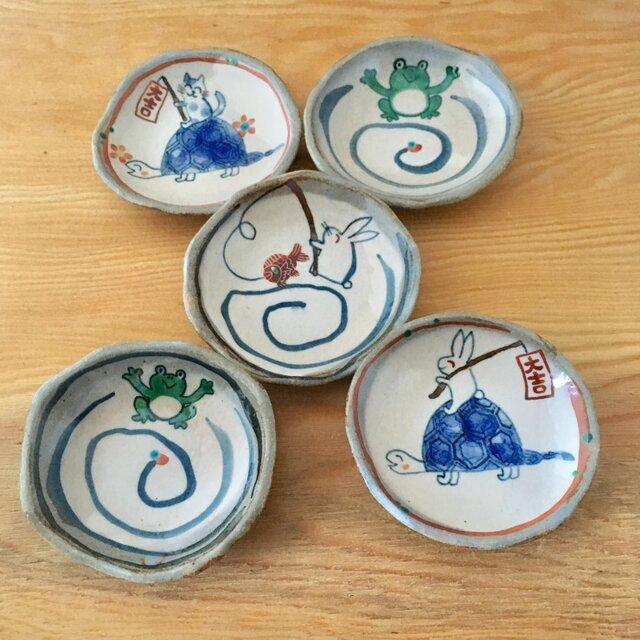 再出品・アラカルト手塩皿の画像1枚目
