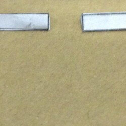 カンタン車止めブロック(2個入り)の画像1枚目