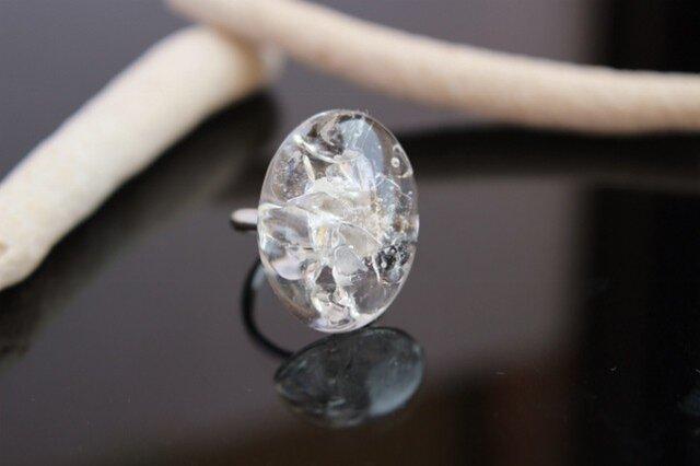 水晶の塊 Ring の画像1枚目