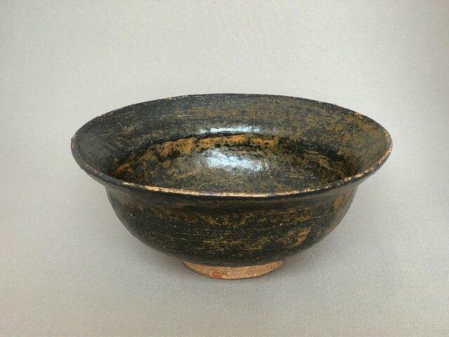 黒リム鉢の画像1枚目