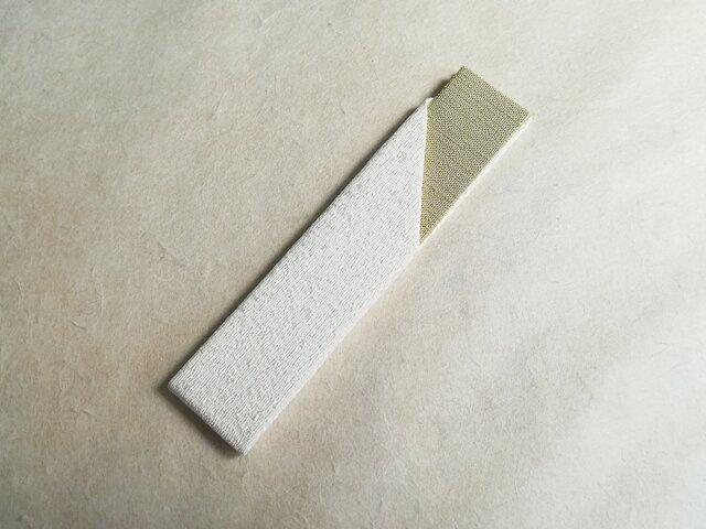 楊枝入れ 百十三号:茶道小物の一つ、菓子切鞘の画像1枚目
