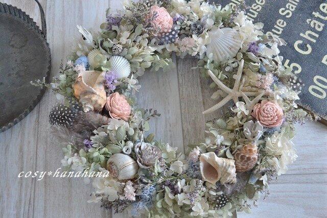 渚の海wreathの画像1枚目