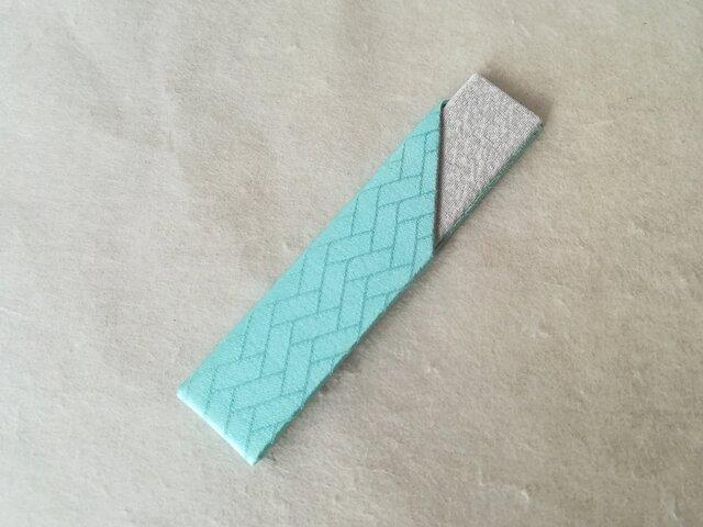 楊枝入れ 百十五号:茶道小物の一つ、菓子切鞘の画像1枚目