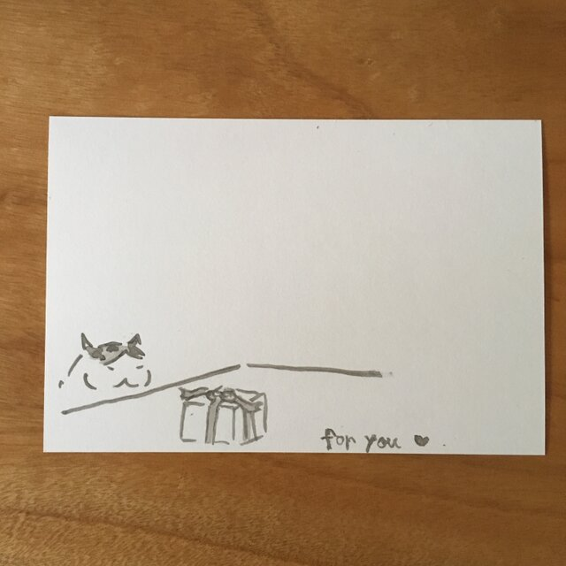 絵葉書/ポストカード <foryou>の画像1枚目