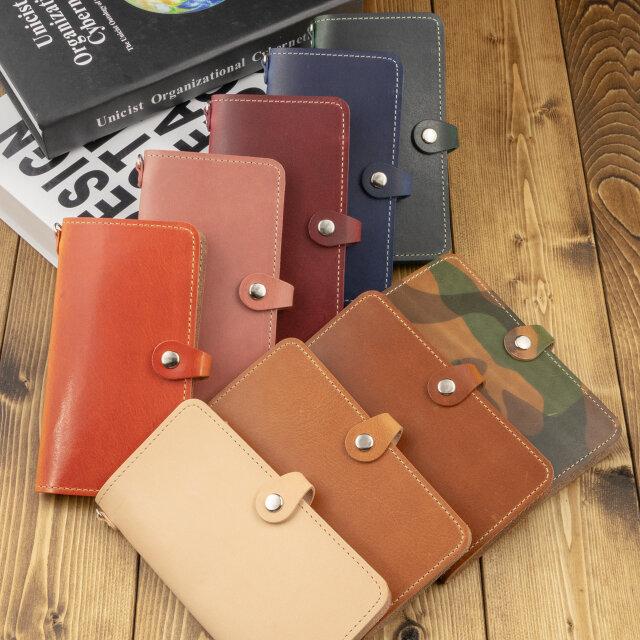 高級ヌメ革イタリアンレーザー iPhone11pro,Xs,X,8,7,6S,6用 手帳型  本革 Phoneケース の画像1枚目