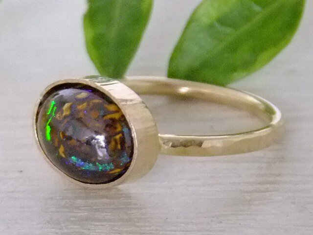 picture opal*14kgf ringの画像1枚目