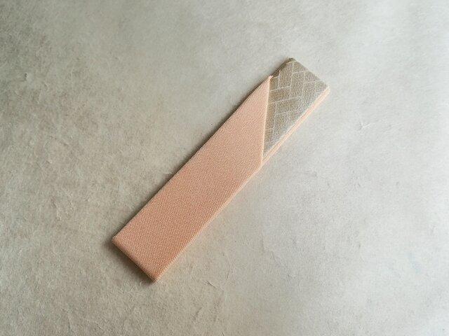 楊枝入れ 百十九号:茶道小物の一つ、菓子切鞘の画像1枚目