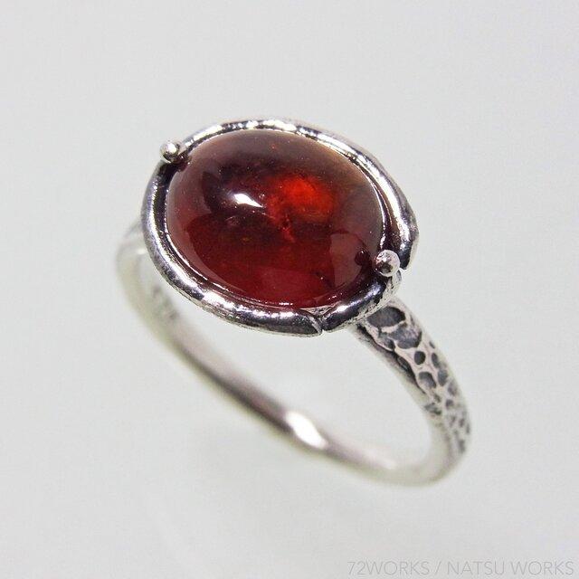 ガーネット リング Garnet Ringの画像1枚目