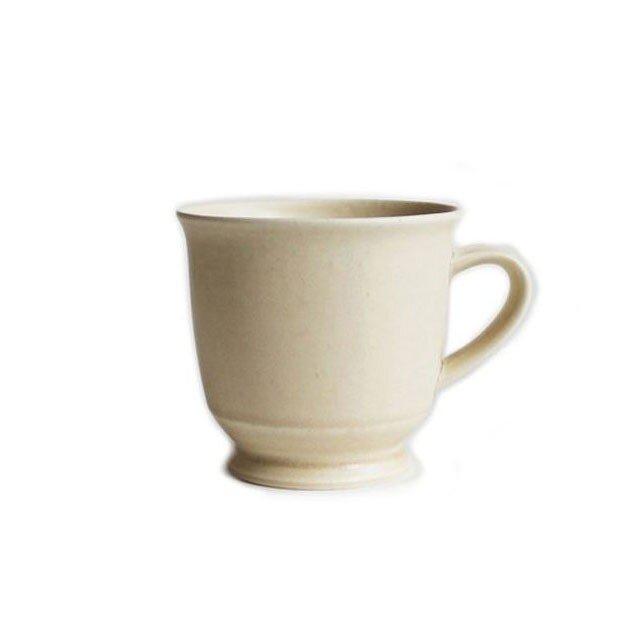 chroma マグカップ Whiteの画像1枚目