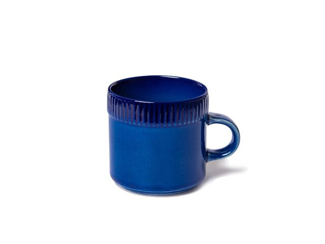 blur コーヒーカップS Blueの画像1枚目