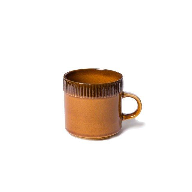 blur コーヒーカップS Brownの画像1枚目