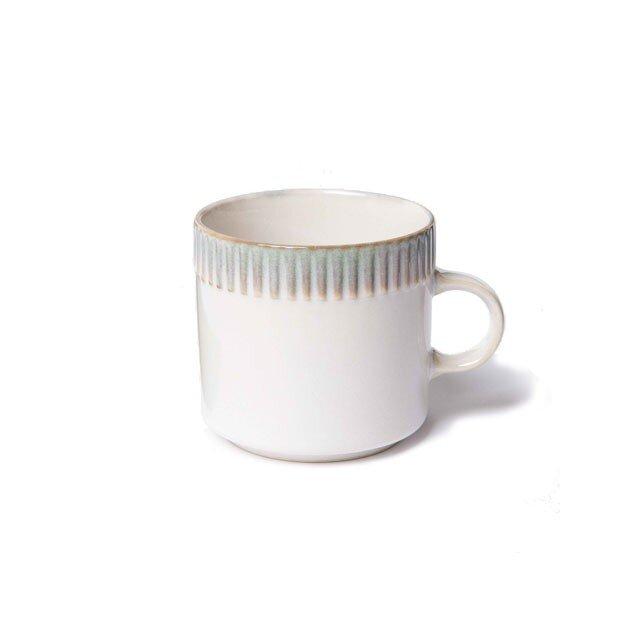 blur コーヒーカップM Whiteの画像1枚目