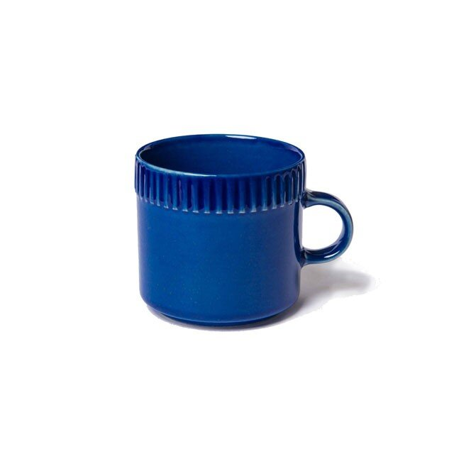 blur コーヒーカップM Blueの画像1枚目