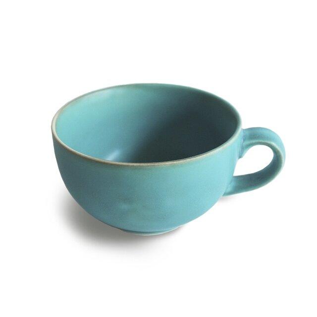 Terre マグカップ Blueの画像1枚目
